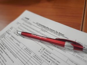 The 1040NR Tax Form for Non-Resident Aliens
